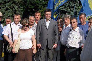Тягнибок збирається підкорити Східну Україну