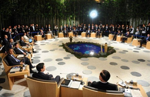 В Японии начался экономический форум АТЭС