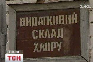 Киев откажется от хлорирования воды
