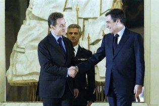 Саркозі повернув відставленого прем'єр-міністра