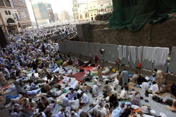 В Саудовской Аравии начался хадж