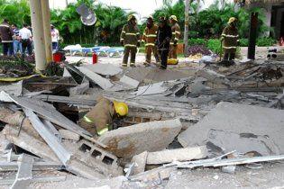 Семеро людей загинули під час вибуху газу в готелі в Мексиці