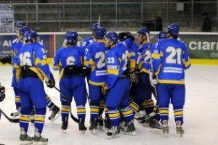 Украинские хоккеисты потерпели разгром от Польши и победили Нидерланды
