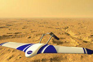 NASA запустить на Марс безпілотник