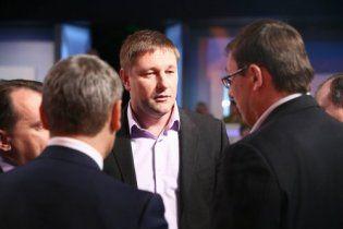 Могильов не збирається відстороняти Стогнія від роботи