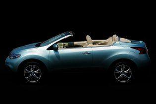 Nissan представила первое изображение кроссовера Muranо