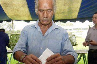 Тонга проведе перші демократичні вибори