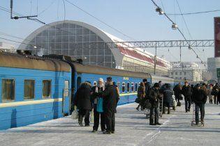 """""""Укрзалізниця"""" відкрила зимовий туристичний сезон"""