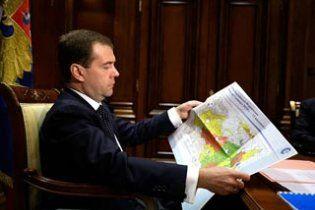 Кремль готує переділ Росії: Мєдвєдєв змінить карту до невпізнання