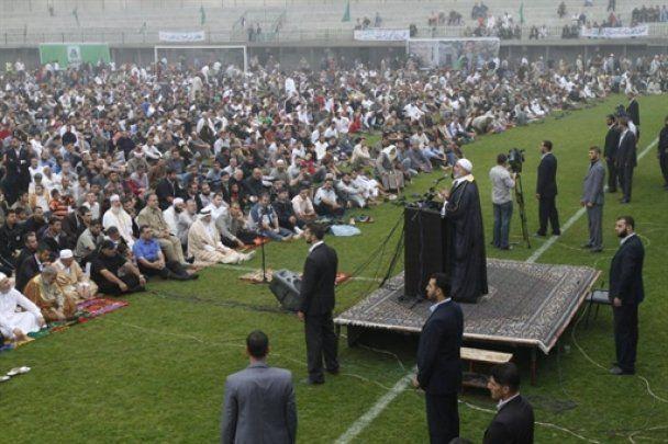 Мусульмани всього світу відзначають Курбан-Байрам