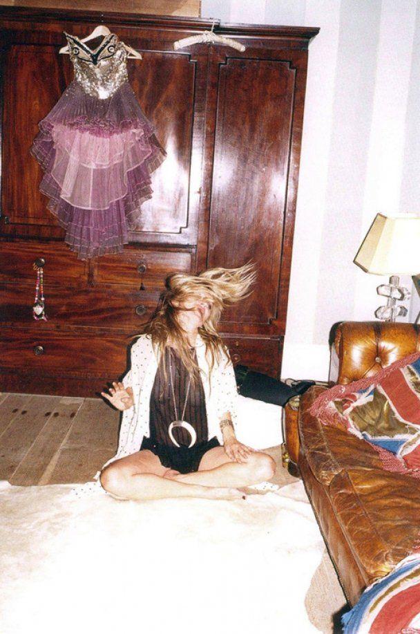 Кейт Мосс знялась у сміливій антигламурній фотосесії