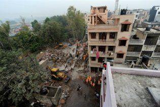 В Индии жертвами урагана стали 37 человек