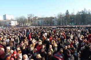 """Четыре активиста """"Налогового майдана"""" получили по два года тюрьмы"""
