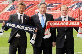 Англія є фаворитом на проведення чемпіонату світу-2018