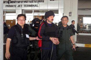 Буту предъявили официальное обвинение: ему грозит пожизненное заключение