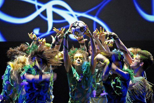 В Польше презентовали талисманы Евро-2012