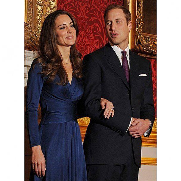 Свадьба принца Уильяма состоится в апреле следующего года