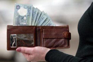 Зарплаты украинцев выросли на 40 гривен