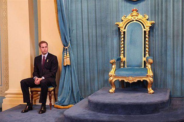 Королівські заручини принца Вільяма