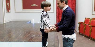 Шепелєв із маленьким сином збирається переїхати до США