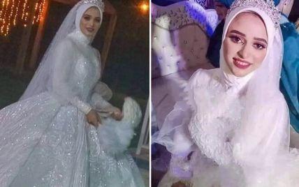 У Єгипті молода наречена померла через годину після весілля, її поховалинаступного дня