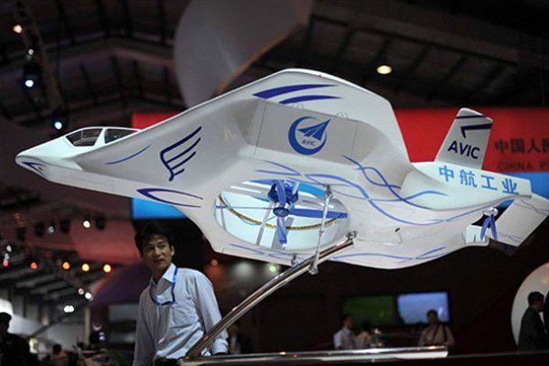 "В Китаї стартував авіасалон ""Airshow China 2010"""