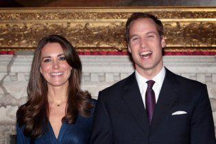 Через вензель WC принцу Вільяму доведеться поміняти ім'я або наречену