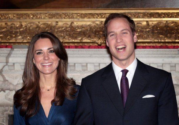 Свадьбу принца Уильяма покажут в 3D-формате