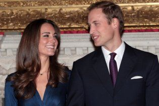 Пару крокодилов назвали в честь принца Уильяма и Кейт Миддлтон