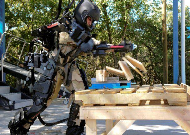 Названо п'ять кращих військових винаходів 2010