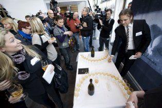 Шампанське з 180-річною витримкою буде продано на аукціоні