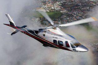 Вертоліт Януковича  втричі дорожчий, ніж  у  Путіна і Обами
