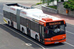 Поляки випускатимуть автобуси в Харкові