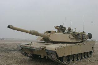 США решили использовать в Афганистане тежело бронированные танки