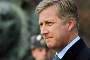Принц Бельгії Філіп прибув в Україну