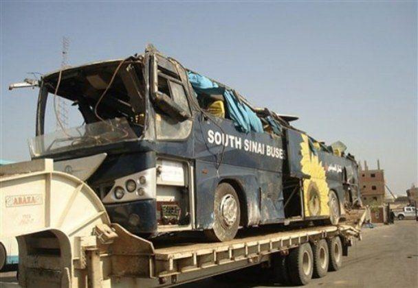 Названо причину аварії автобуса в Єгипті, в якій загинули українці