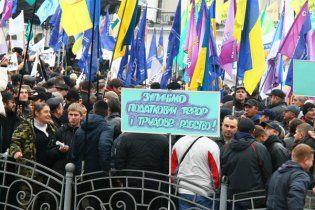 Депутат-опозиціонер заявив, що підприємці на Майдані мітингують законно