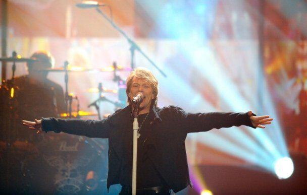 Bon Jovi - найуспішніші гастролери 2010 року