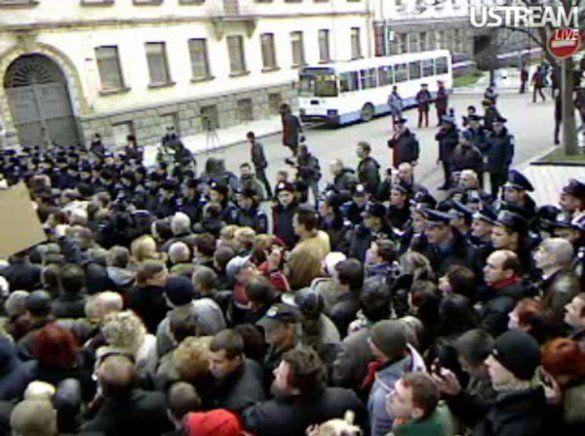 Акція протесту проти Податкового кодексу в Києві_1