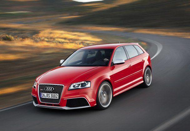 Розсекречено найпотужнішу версію хетчбека Audi A3