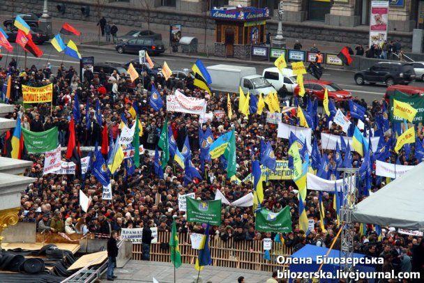 Предприниматели пожаловались Европе и США на нестабильность в Украине