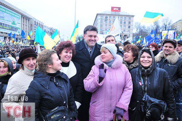 В четверг на Майдан выйдет 200 тысяч предпринимателей