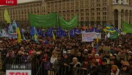 Предприниматели должны освободить Майдан
