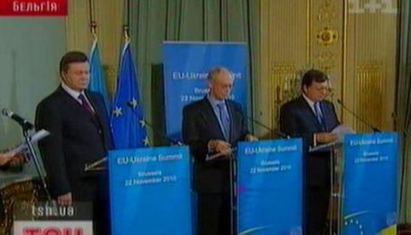 Протокол безвизового режима с ЕС подписан
