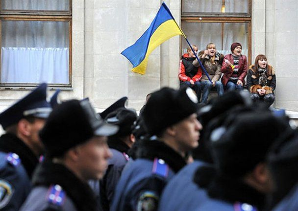 У четвер на Майдан вийде 200 тисяч підприємців