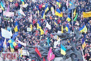 Новий Майдан: підприємці проти Податкового кодексу