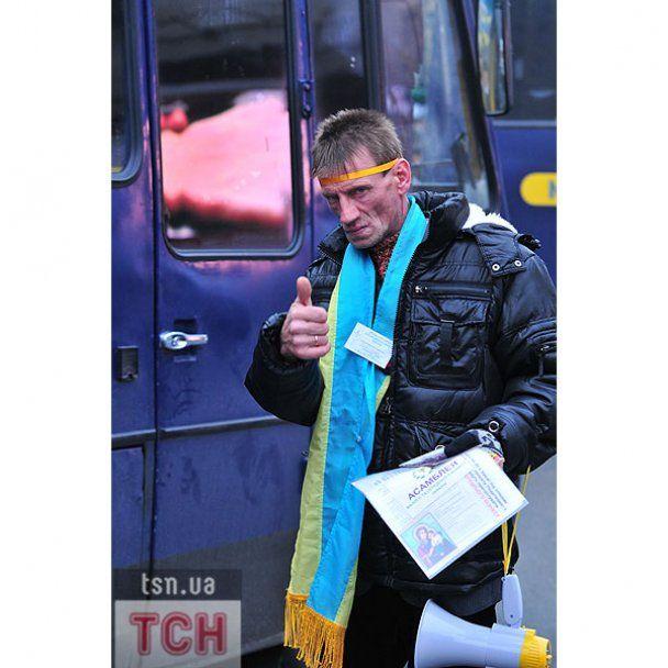 """Підприємців на Майдані розганятимуть загони """"Беркута"""""""
