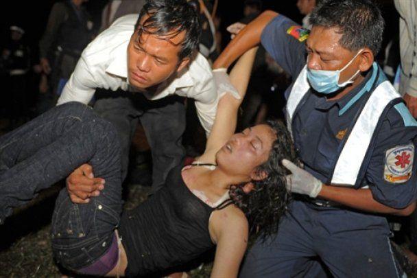 Трагедія у Камбоджі: на фестивалі води у тисняві загинули 375 людей