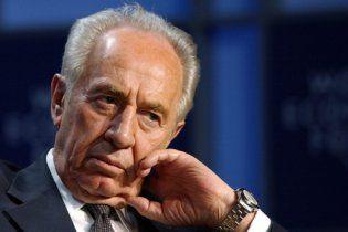 Президент Ізраїлю вибачився перед Мєдвєдєвим за перенесення двостороннього саміту