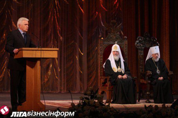 Блаженнейший митрополит Владимир празднует 75-летие